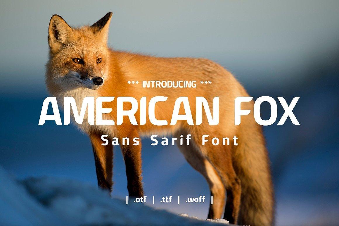 https://fontclarity.com/wp-content/uploads/2019/09/american-fox-font-download-0.jpg Free Download