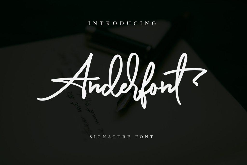 anderfont-signature-font-download-0.jpg download