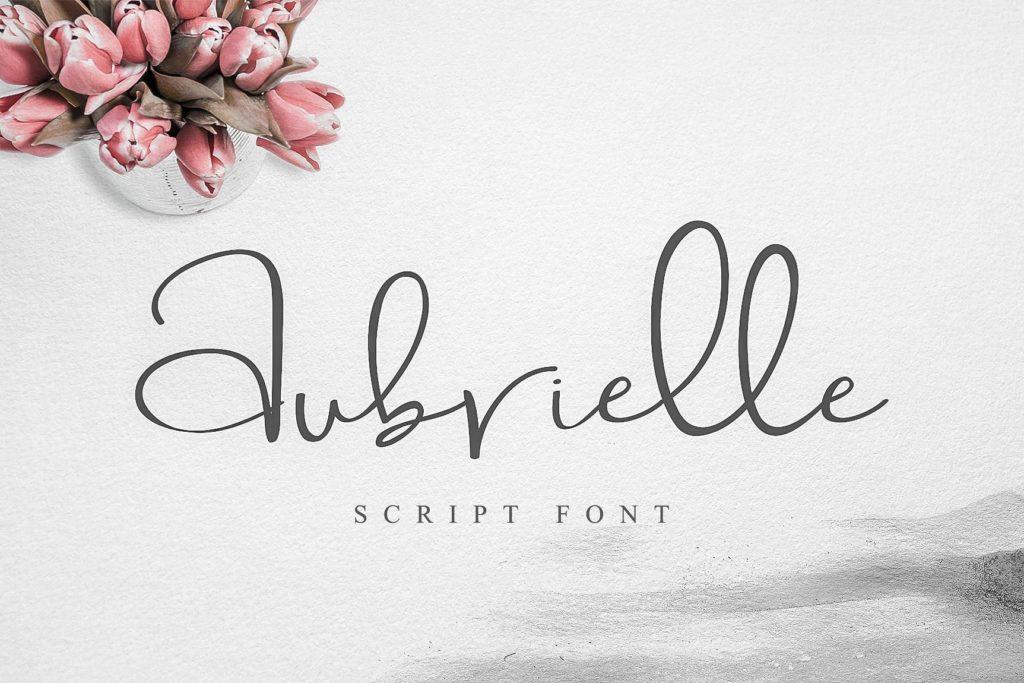 aubrielle-script-font-download-0.jpg download