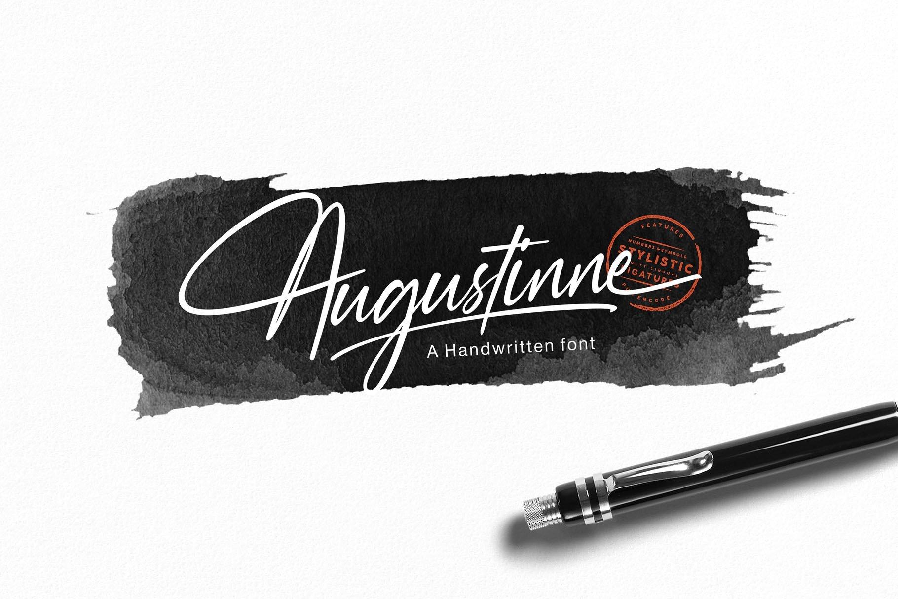 https://fontclarity.com/wp-content/uploads/2019/09/augustinne-handwritten-font-download-0.jpg Free Download