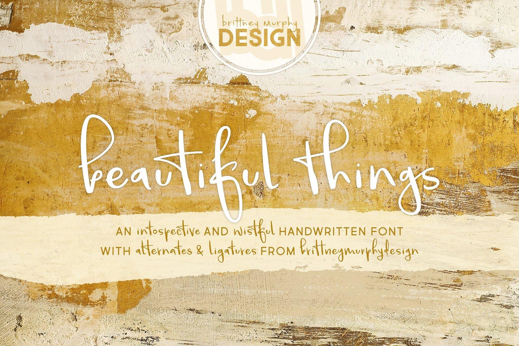 https://fontclarity.com/wp-content/uploads/2019/09/beautiful-things-handwritten-font-download-0.jpg Free Download