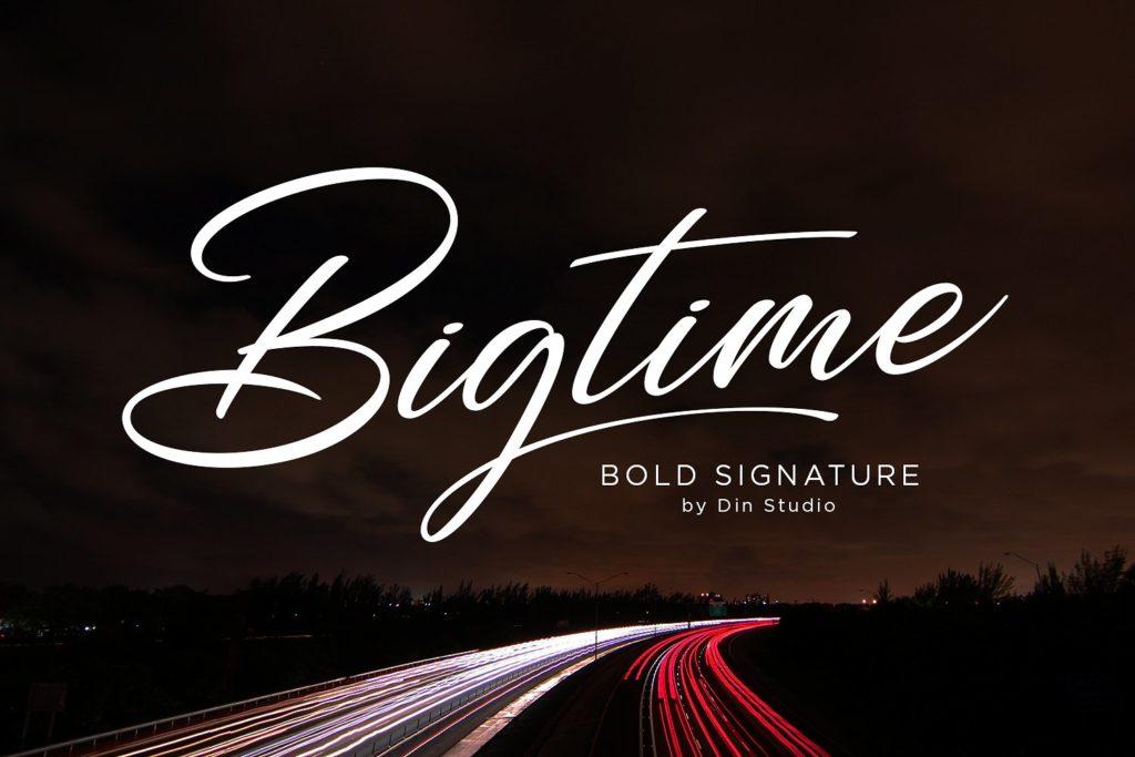 bigtime-script-font-download-0.jpg download
