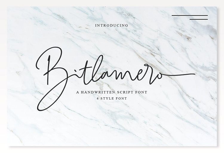 https://fontclarity.com/wp-content/uploads/2019/09/bitlamero-signature-font-download-0.jpg Free Download