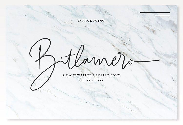 bitlamero-signature-font-download-0.jpg download