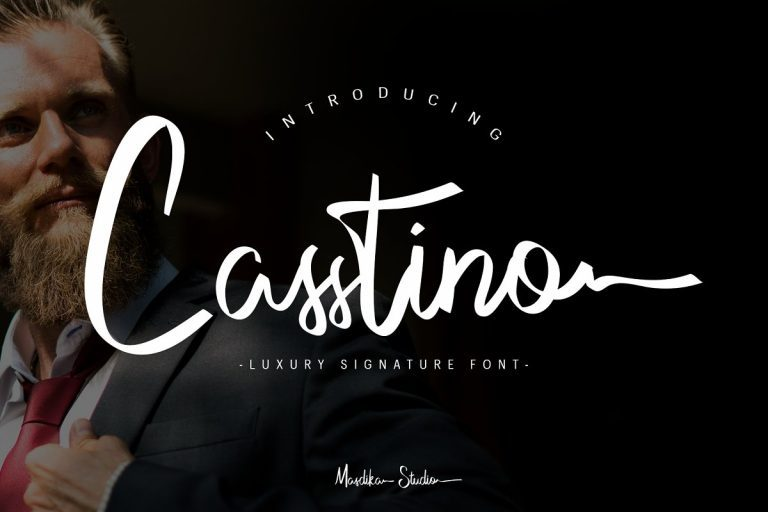 https://fontclarity.com/wp-content/uploads/2019/09/casstino-handwritten-font-download-0.jpg Free Download