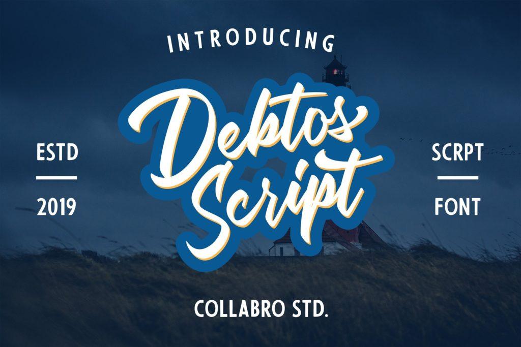 debtos-script-font-download-0.jpg download