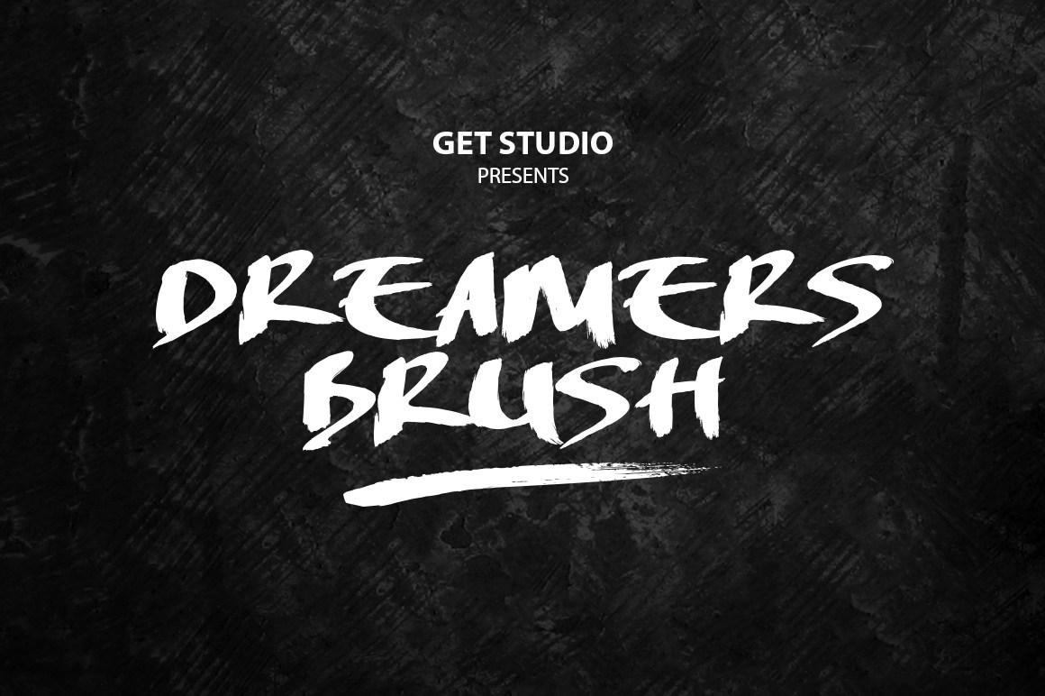 https://fontclarity.com/wp-content/uploads/2019/09/dreamers-brush-font-download-0.jpg Free Download