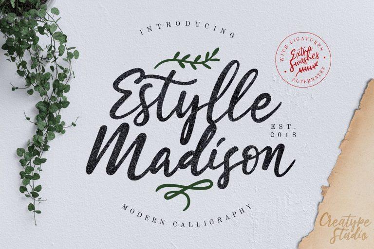 estylle-madison-script-font-download-0.jpg download