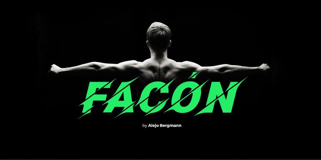 https://fontclarity.com/wp-content/uploads/2019/09/facón-typeface-download-0.jpg Free Download