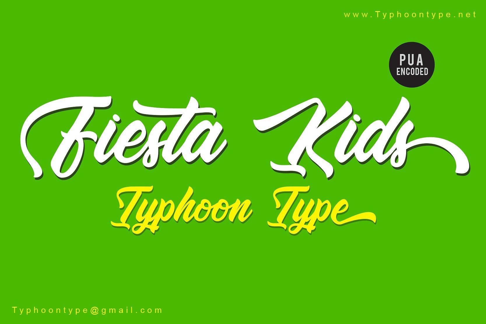 https://fontclarity.com/wp-content/uploads/2019/09/fiesta-kids-script-font-download-0.jpg Free Download