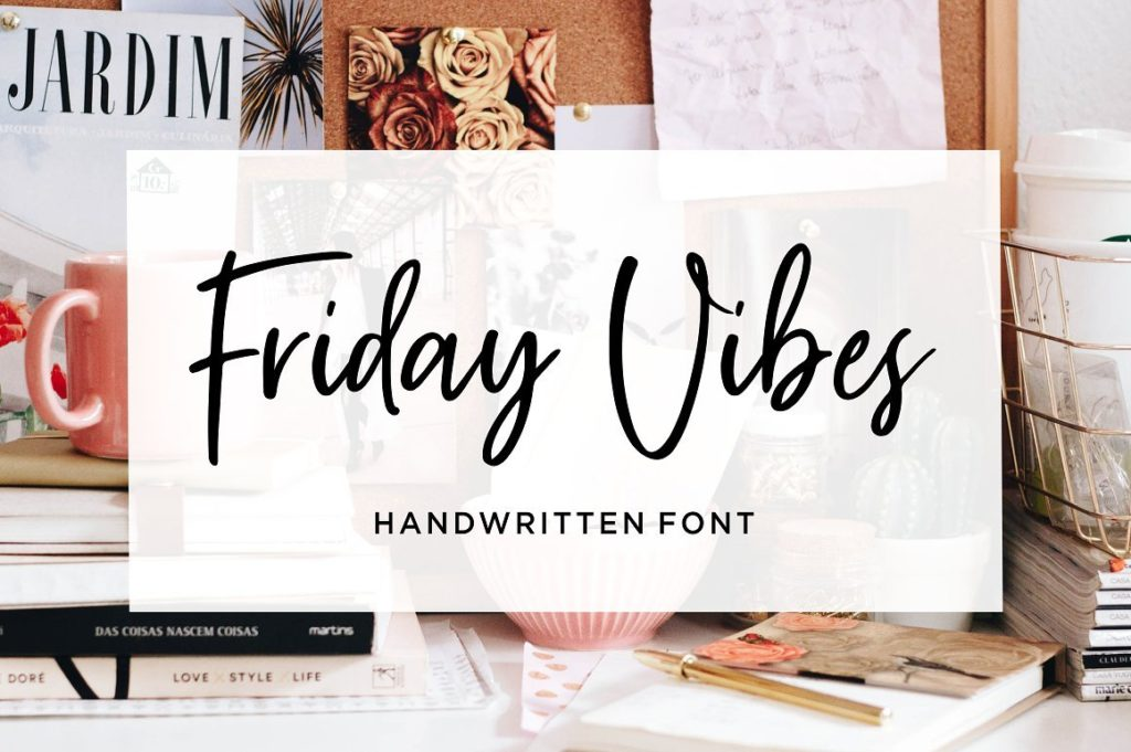 friday-vibes-handwritten-font-download-0.jpg download