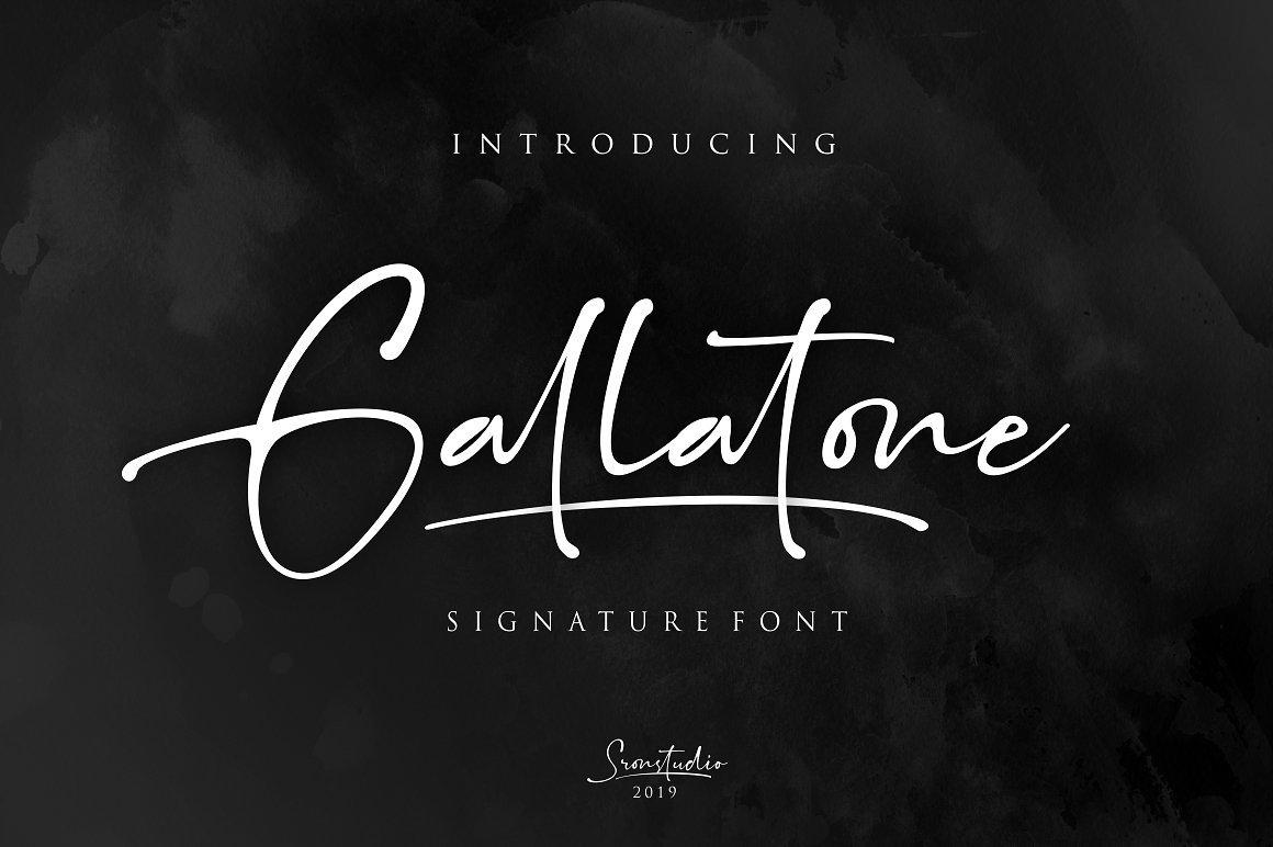 https://fontclarity.com/wp-content/uploads/2019/09/gallatone-signature-font-download-0.jpg Free Download