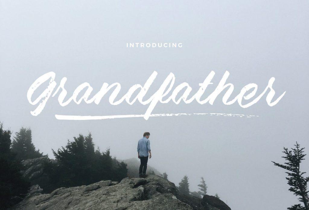 grandfather-brush-script-font-download-0.jpg download