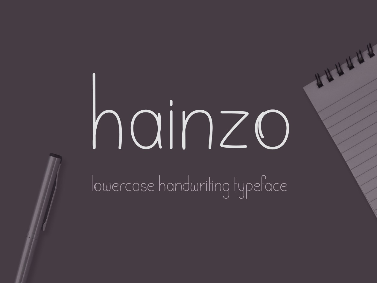 https://fontclarity.com/wp-content/uploads/2019/09/hainzo-download-0.jpg Free Download