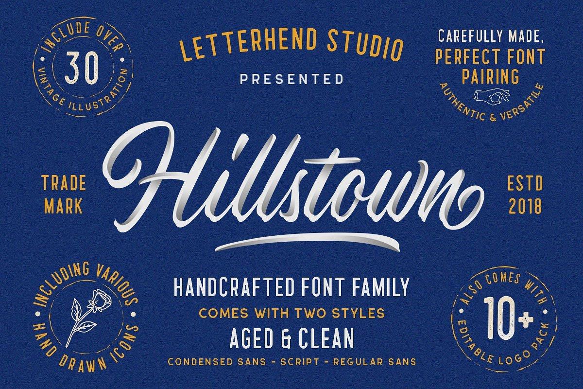 https://fontclarity.com/wp-content/uploads/2019/09/hillstown-font-collection-download-0.jpg Free Download