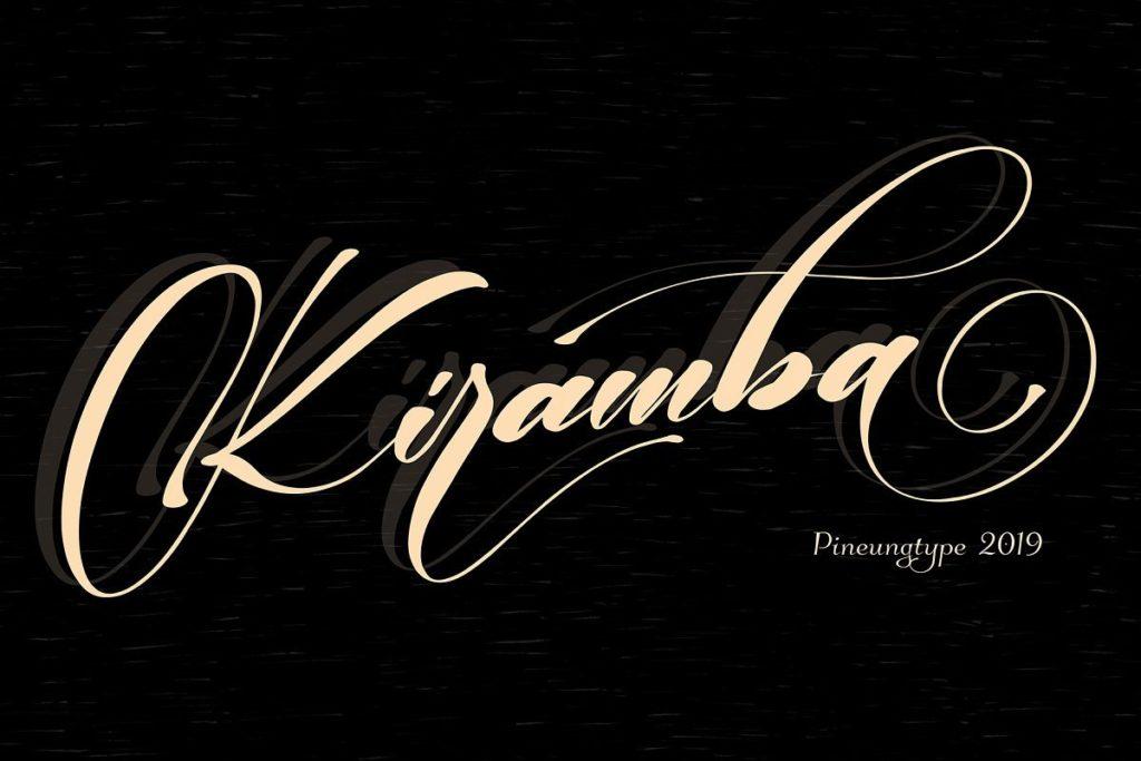 kiramba-calligraphy-font-download-0.jpg download