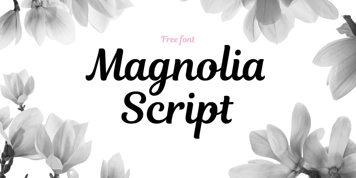 https://fontclarity.com/wp-content/uploads/2019/09/magnolia-script-download-0.jpg Free Download