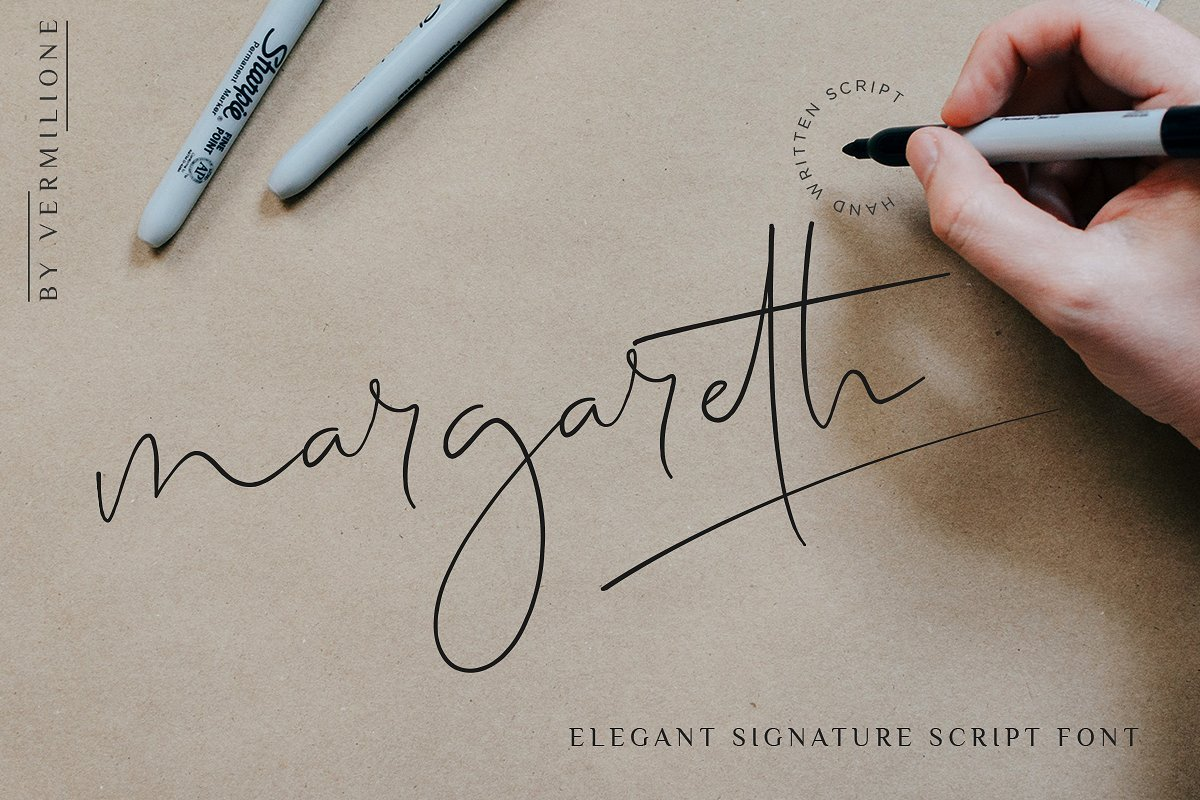 https://fontclarity.com/wp-content/uploads/2019/09/margareth-signature-font-download-0.jpg Free Download