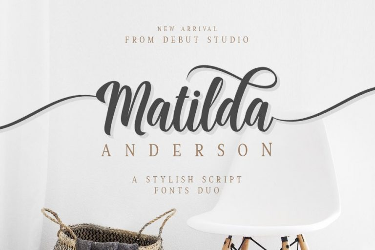 https://fontclarity.com/wp-content/uploads/2019/09/matilda-anderson-font-duo-download-0.jpg Free Download