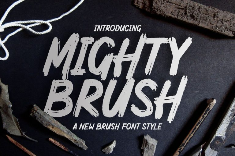 mighty-brush-font-download-0.jpg download