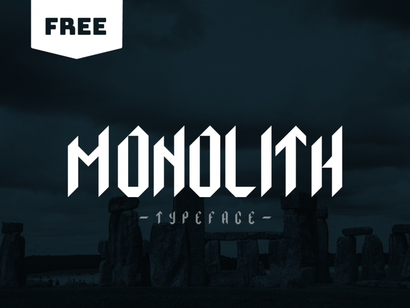 https://fontclarity.com/wp-content/uploads/2019/09/monolith-display-typeface-download-0.png Free Download