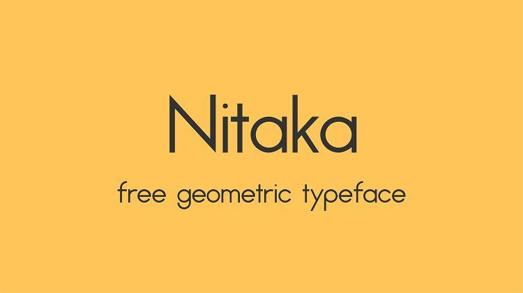 nitaka-typeface-download-0.jpg download