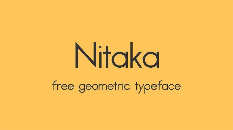 nitaka-typeface-download-0.jpg download