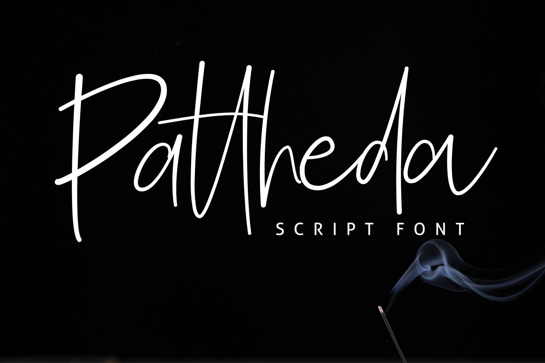 https://fontclarity.com/wp-content/uploads/2019/09/pattheda-script-font-download-0.jpg Free Download