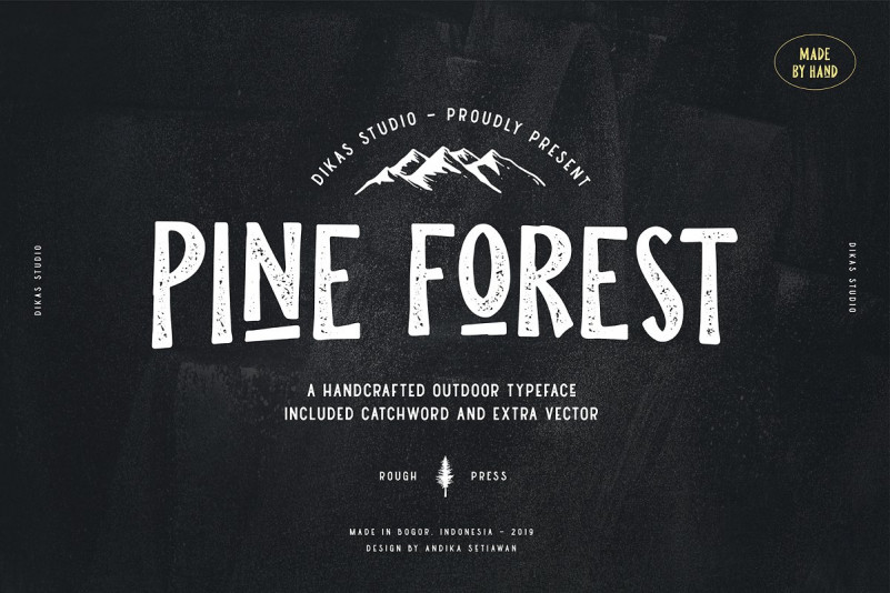 https://fontclarity.com/wp-content/uploads/2019/09/pine-forest-font-download-0.jpg Free Download