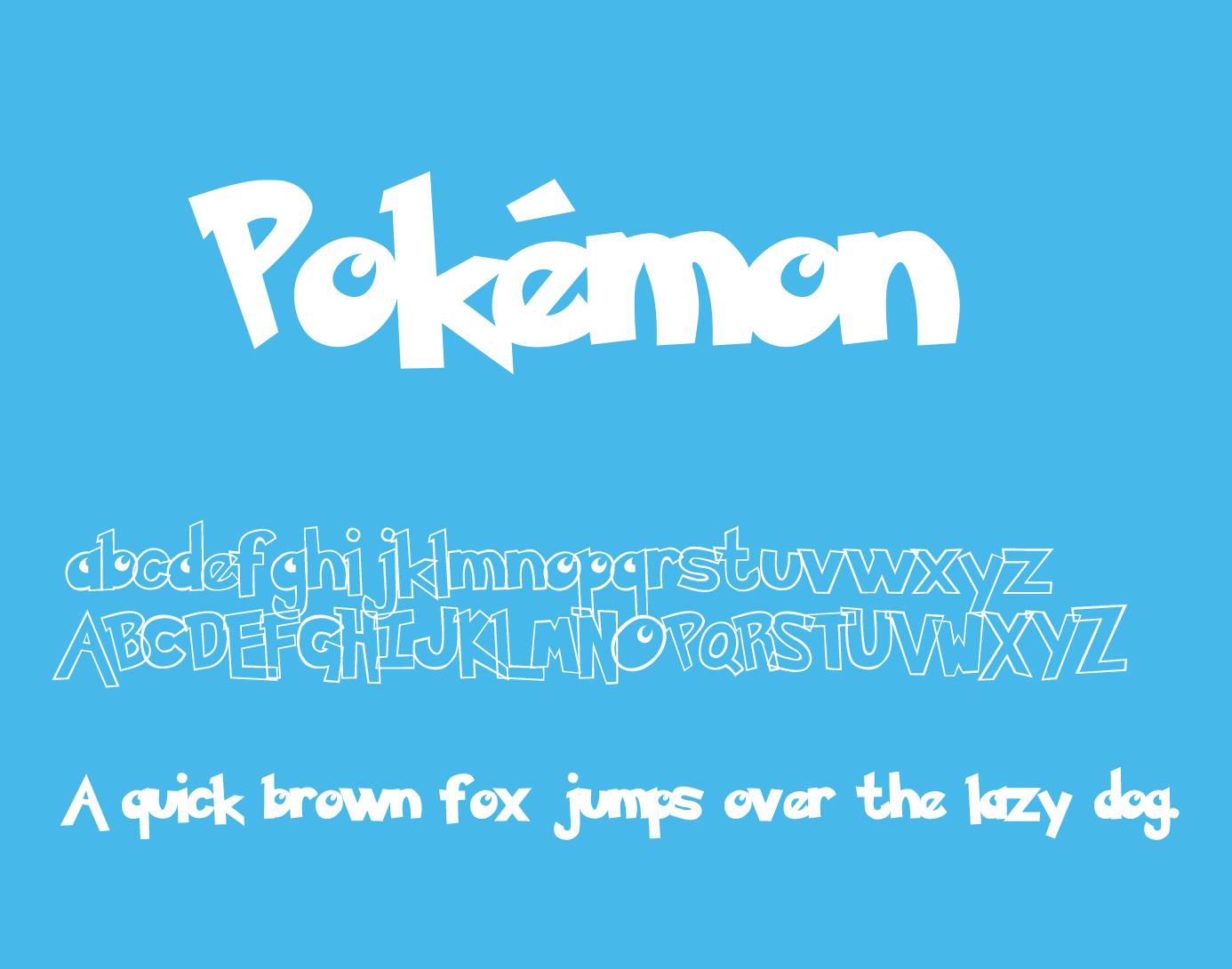 https://fontclarity.com/wp-content/uploads/2019/09/pokémon-font-download-0.png Free Download