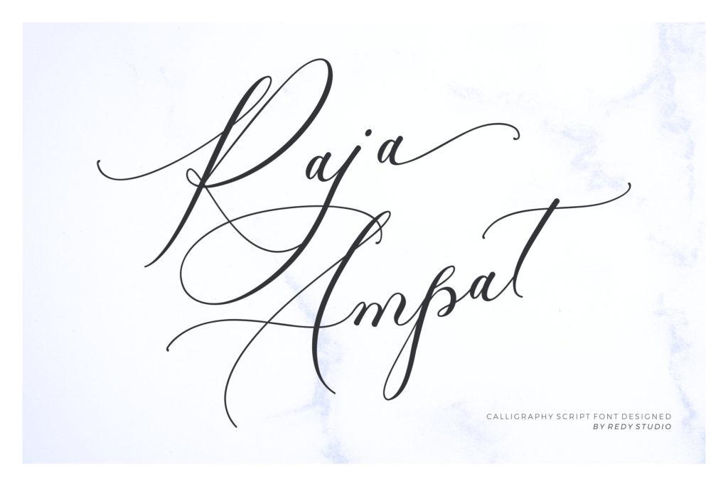 raja-ampat-calligraphy-font-download-0.jpg download