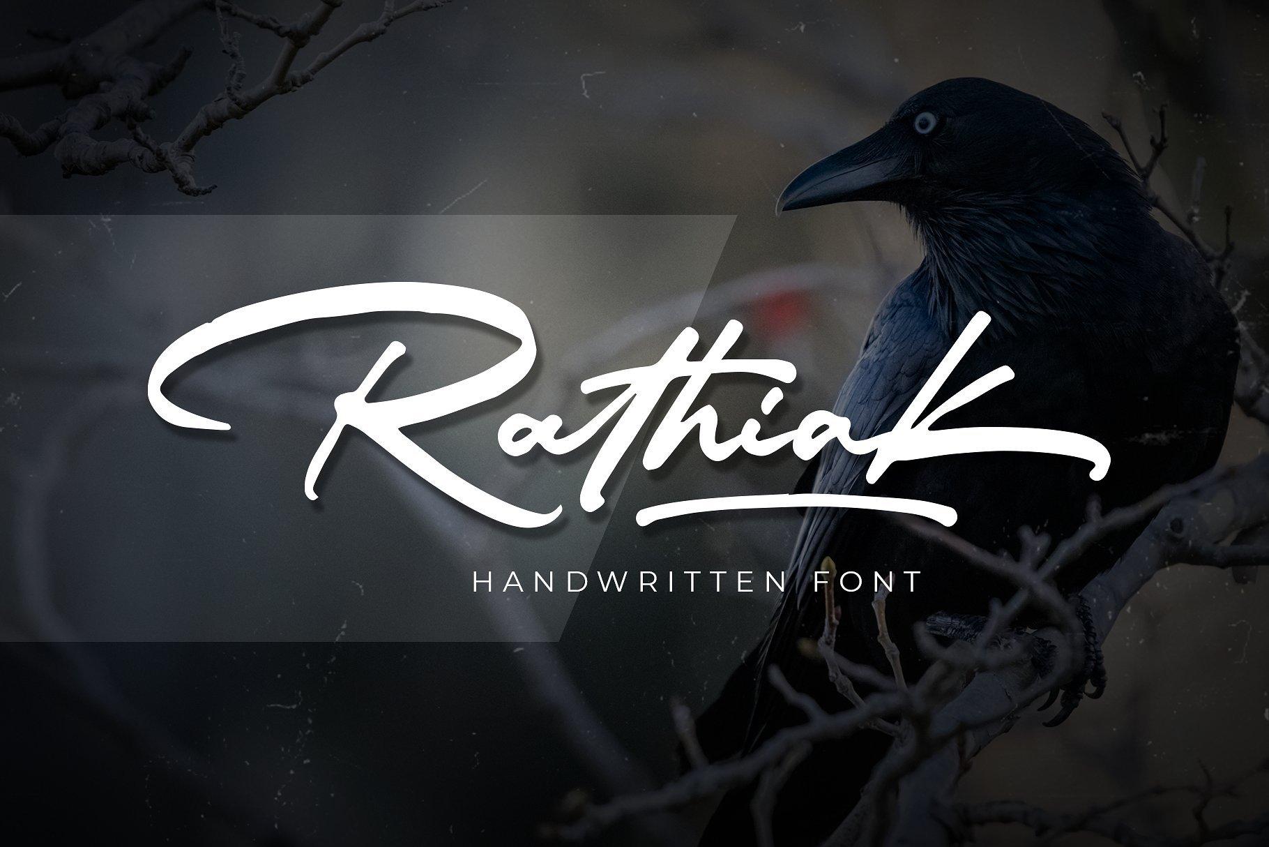https://fontclarity.com/wp-content/uploads/2019/09/rathiak-handwritten-font-download-0.jpg Free Download