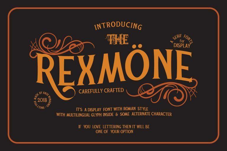 rexmone-typeface-download-0.jpg download