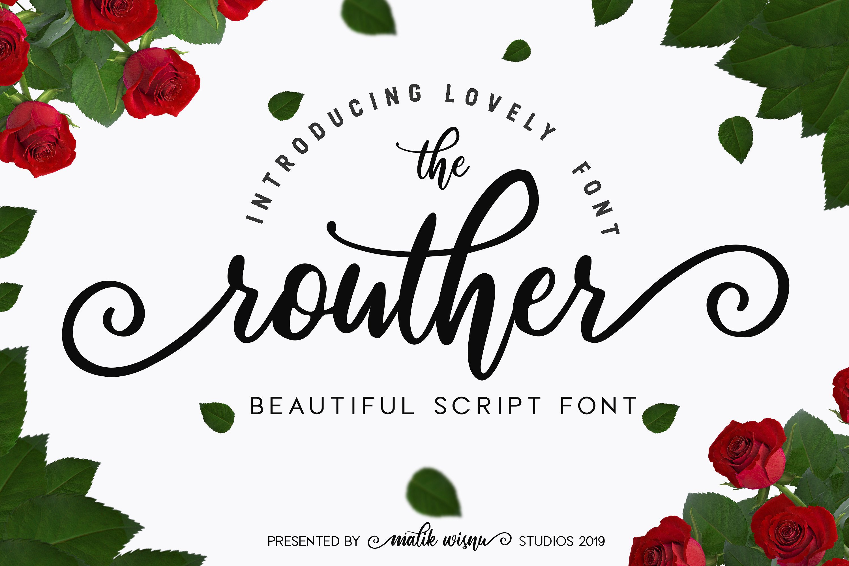 https://fontclarity.com/wp-content/uploads/2019/09/routher-script-font-download-0.jpg Free Download