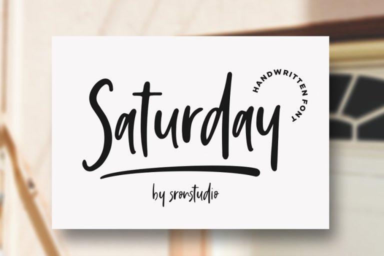 saturday-vibes-script-font-download-0.jpg download