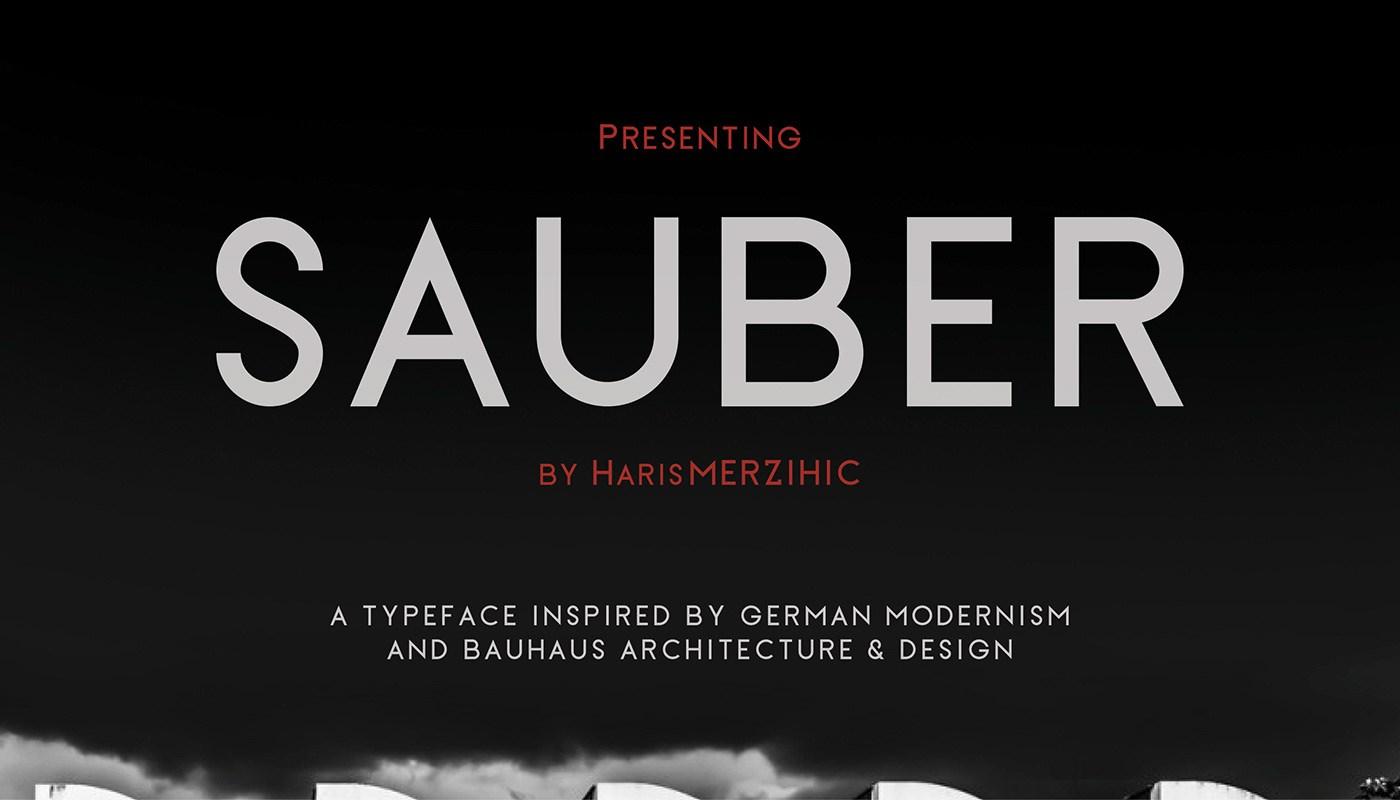 https://fontclarity.com/wp-content/uploads/2019/09/sauber-typeface-download-0.jpg Free Download