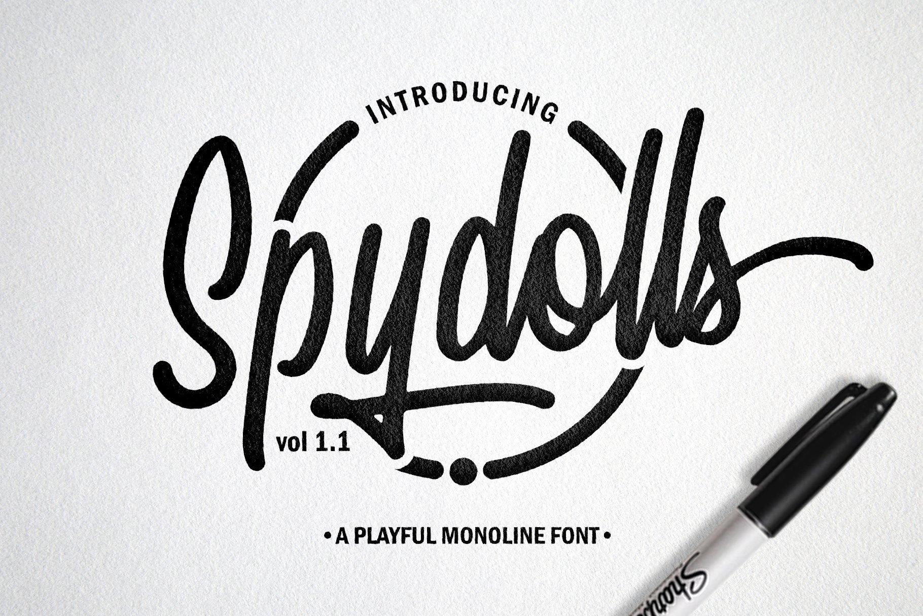 https://fontclarity.com/wp-content/uploads/2019/09/spydolls-script-font-download-0.jpg Free Download