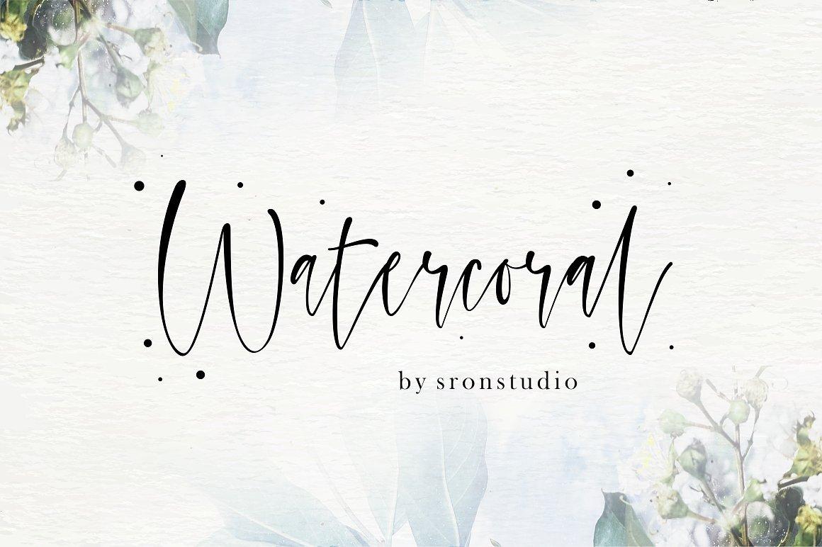 https://fontclarity.com/wp-content/uploads/2019/09/watercoral-natural-script-font-download-0.jpg Free Download