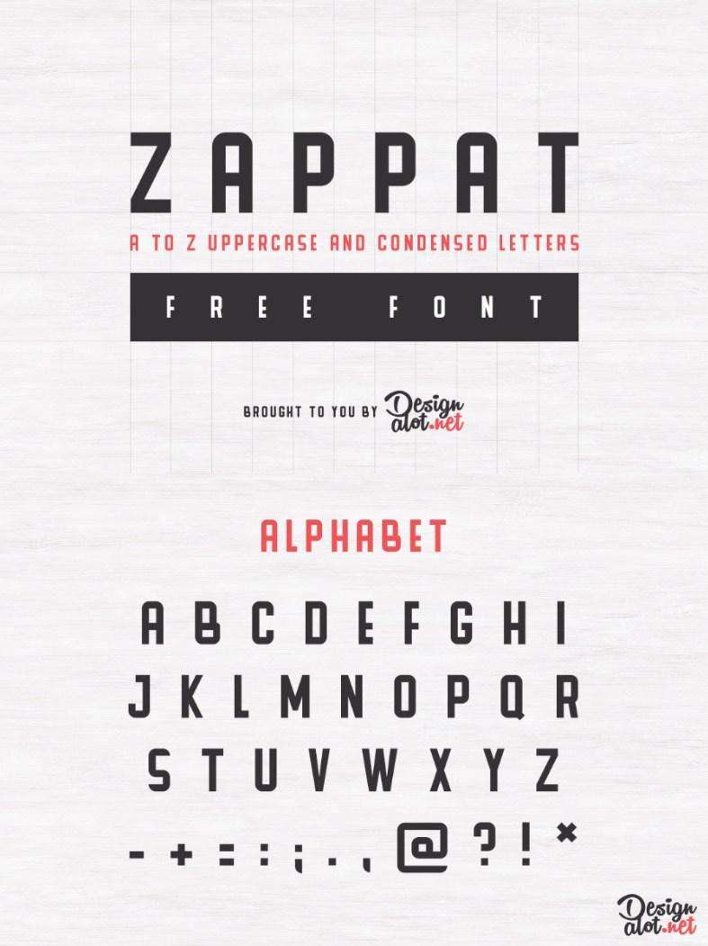 https://fontclarity.com/wp-content/uploads/2019/09/zappat-display-download-0.jpg Free Download